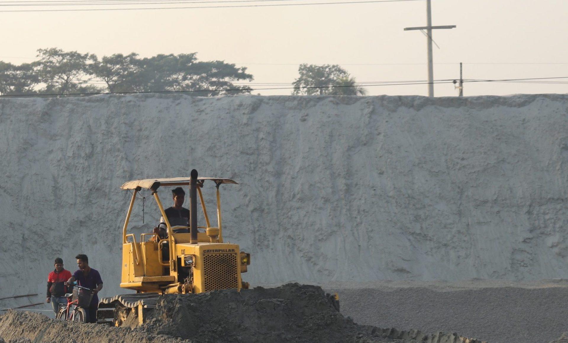 Padma Bridge Rail Link Project